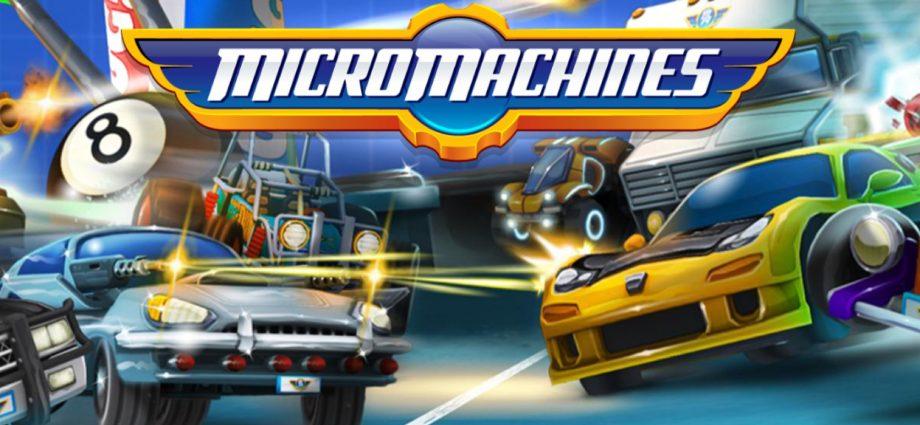 MICRO MACHINES: UN GRANDE RITORNO