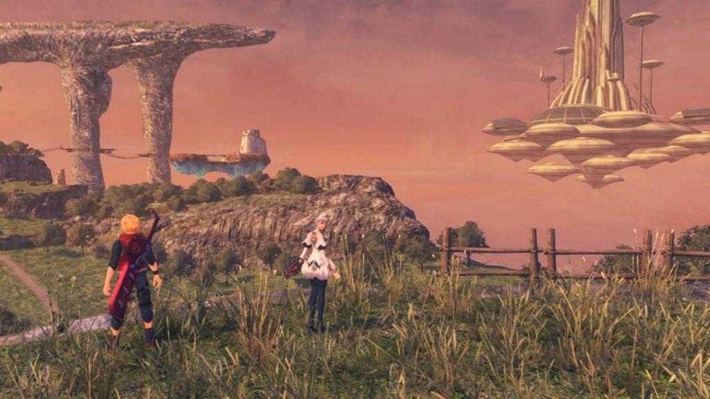 Future Connected - Visione della Spalla di Bionis