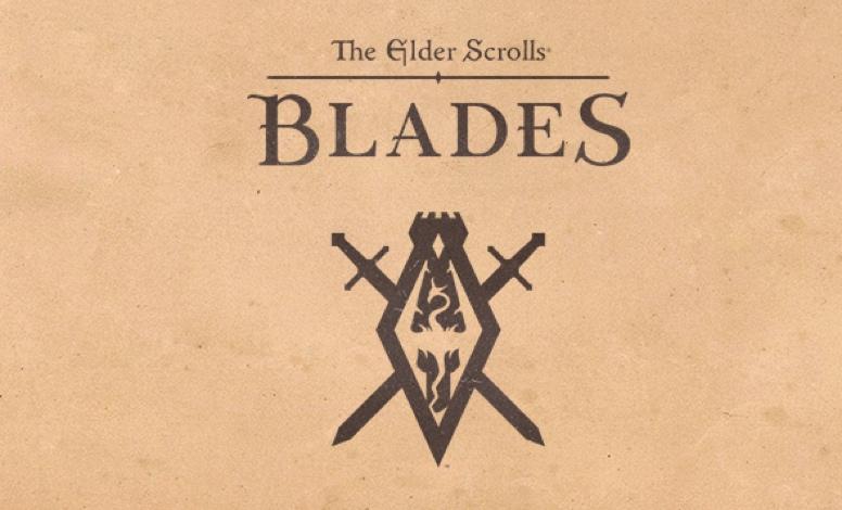 """""""THE ELDER SCROLLS: BLADES"""""""