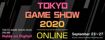 HOME | TOKYO GAME SHOW 2020